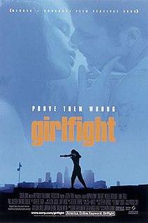 <i>Girlfight</i> 2000 film by Karyn Kusama