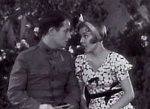 Wheeler & Woolsey - Bert Wheeler and Dorothy Lee, in Half Shot at Sunrise (1930)