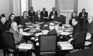 Hallstein Commission - The Commission was blamed for the empty chair crisis