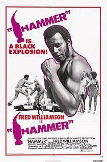 <i>Hammer</i> (film) 1972 film