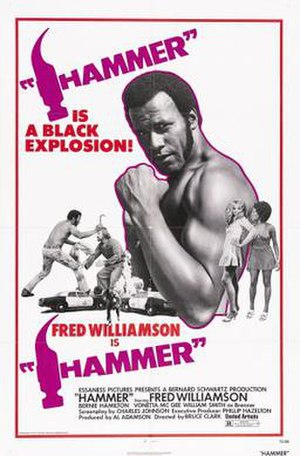 Hammer (film) - Image: Hammer Film Poster