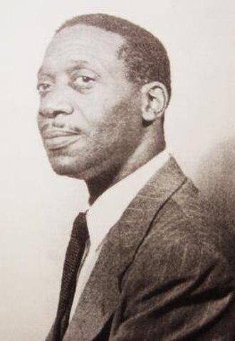 Harry Haywood - Haywood in 1948