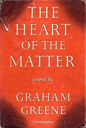 The Heart of the Matter - Wikipedia, the free encyclopedia