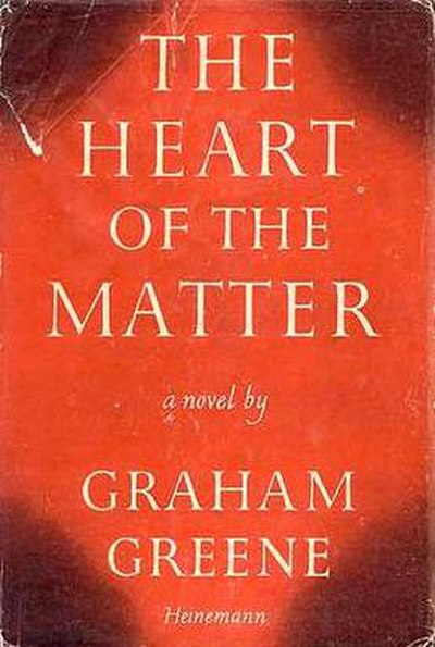 Picture of a book: The Heart Of The Matter