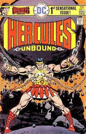 Hercules (DC Comics) - Image: Hercules DC1