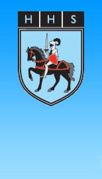 Hillsdale High School (San Mateo, California) - Image: Hillsdale High School Logo