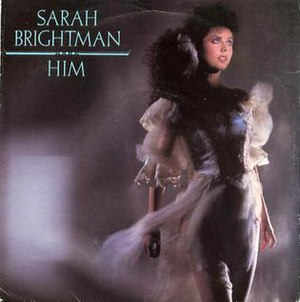 Him (Sarah Brightman song) - Image: Him Single