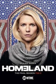 Resultado de imagen de homeland temporada 8