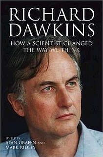 <i>Richard Dawkins: How a Scientist Changed the Way We Think</i> Biography and festschrift for biologist Richard Dawkins