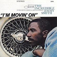 I'm Movin' on (Jimmy Smith album).jpg
