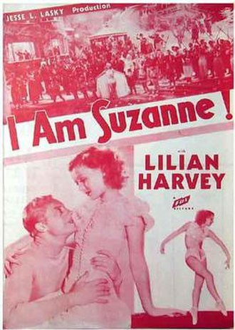I Am Suzanne - Image: I Am Suzanne