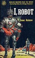 Isaac Asimov's book I, Robot