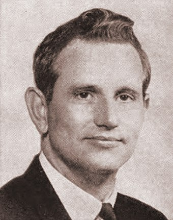 Democrat Richard Howard Ichord Jr. of Missouri was chair of the renamed House Internal Security Committee from 1969 until its termination in January 1975.
