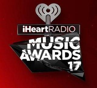 2017 iHeartRadio Music Awards award ceremony