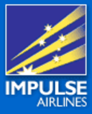 Impulse Airlines - Image: Impulse Airlines