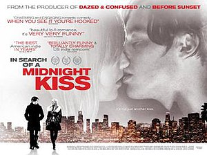 In Search of a Midnight Kiss - Theatrical release poster