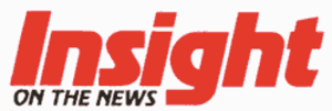 Insight on the News - Image: Insight on the News magazine logo
