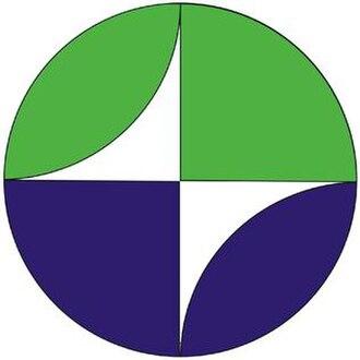 International Union of Geodesy and Geophysics - Image: International Union of Geodesy and Geophysics logo