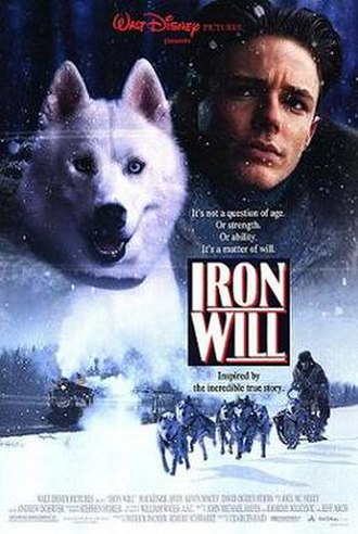 Iron Will - Theatrical release poster