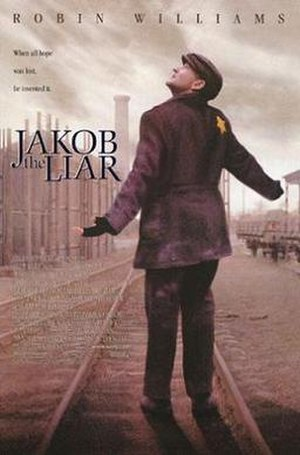 Jakob the Liar - Theatrical release poster