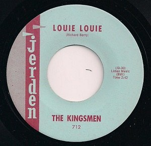 The Kingsmen - Original release