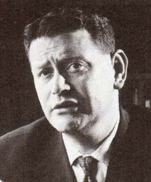 John Braine - John Braine in 1962