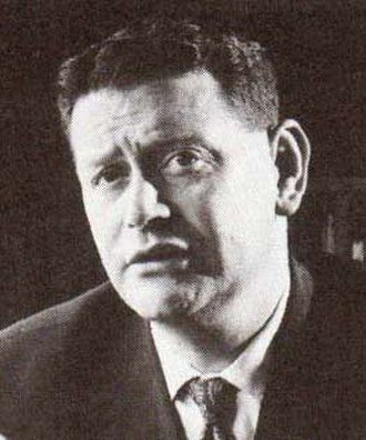 John Braine - John Braine in 1962