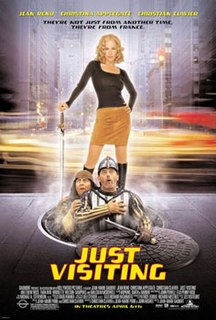 <i>Just Visiting</i> (film) 2001 film by Jean-Marie Poiré