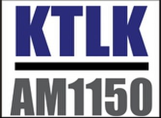 KEIB - KTLK's previous logo used until early 2014.