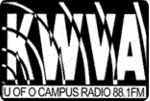 KWVA - Image: KWV Aradio