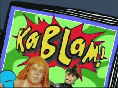 Picture of a TV show: Kablam!