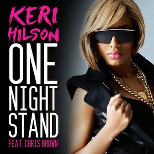 One Night Stand (Keri Hilson song) - Image: Keri Hilson One Night Stand