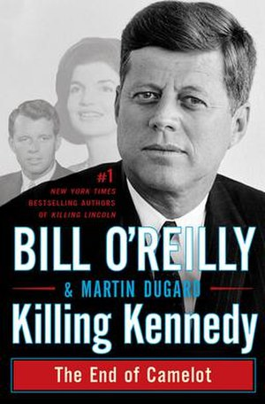 Killing Kennedy - First edition cover
