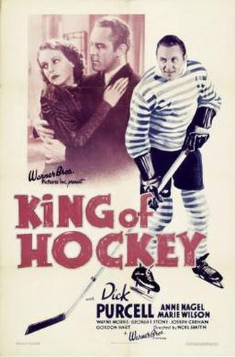 King of Hockey - Theatrical release poster