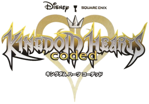 Kingdom Hearts Coded - Image: Kingdom Hearts coded logo