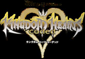 Kingdom Hearts Coded - Image: Kingdom Hearts coded logo