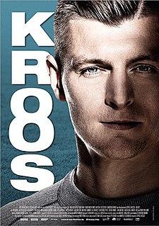 <i>Kroos</i> (film) 2019 documentary film