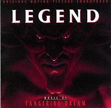 Legend Tangerine Dream Soundtrack Wikipedia