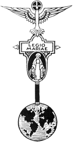 Legion of Mary - Image: Legion of Mary (Legio Mariae)