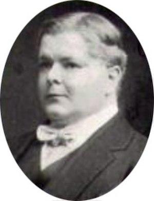 Lennox Pawle - Pawle in 1908