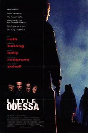 Little Odessa (film) - Theatrical release poster