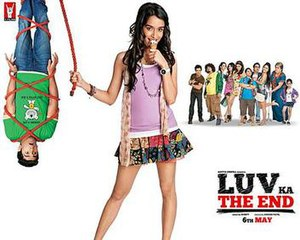 Luv Ka The End - Theatrical Release Poster