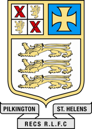 Pilkington Recs - Image: Logo pilkington recs PNG