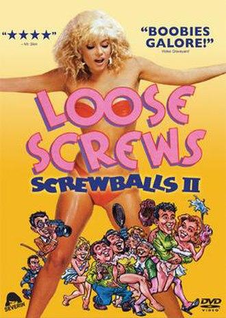 Screwballs II - Image: Loose Screws