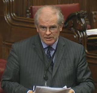 Donald Mackay, Baron Mackay of Drumadoon British judge