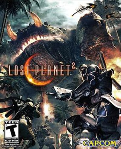 Picture of a game: Lost Planet 2