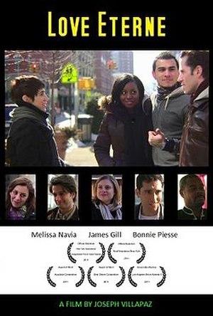 Love Eterne (2011 film) - Love Eterne film poster