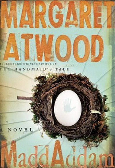 Picture of a book: Maddaddam