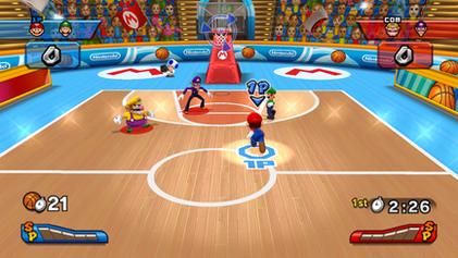 Mario Stadium (Mario Sports Mix)