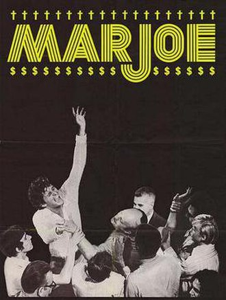 Marjoe - Theatrical release poster